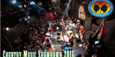 Country Music Showdown 2016 – Selected Scenes!!!