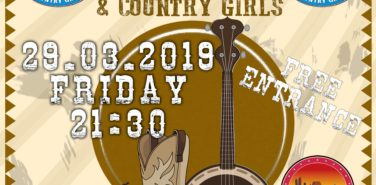 COUNTRY SOUTHERN ROCK PARTY, 29 MARCH 2019