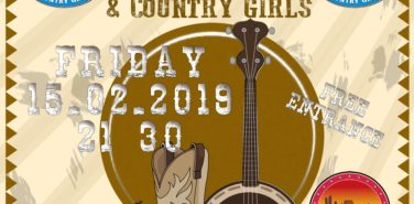 ESCOBA CAFE, COUNTRY SOUTHERN ROCK PARTY 15/02/2019